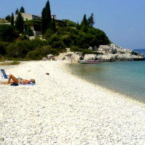 kaki lagada beach paxos