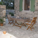 Dining Al Fresco in Paxos Island